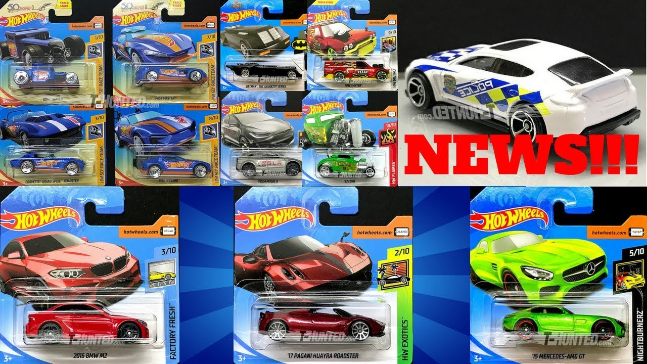 hot wheels 2018 cars l and m case and more hot wheels news youtube. Black Bedroom Furniture Sets. Home Design Ideas