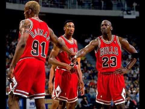 NBA Greatest Trios: Jordan, Pippen