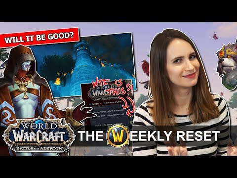 What Does The Alpha Tell Us About Battle For Azeroth? Stormwind In Flames!World Of Warcraft News