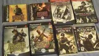 Medal of Honor Collection (for Sony Systems)