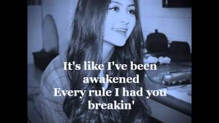 Jasmine Thompson Halo + Lyrics