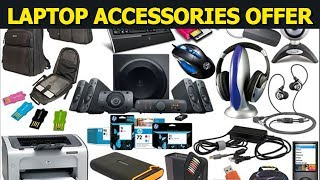 Best Laptop and Desktop Accessories Offer