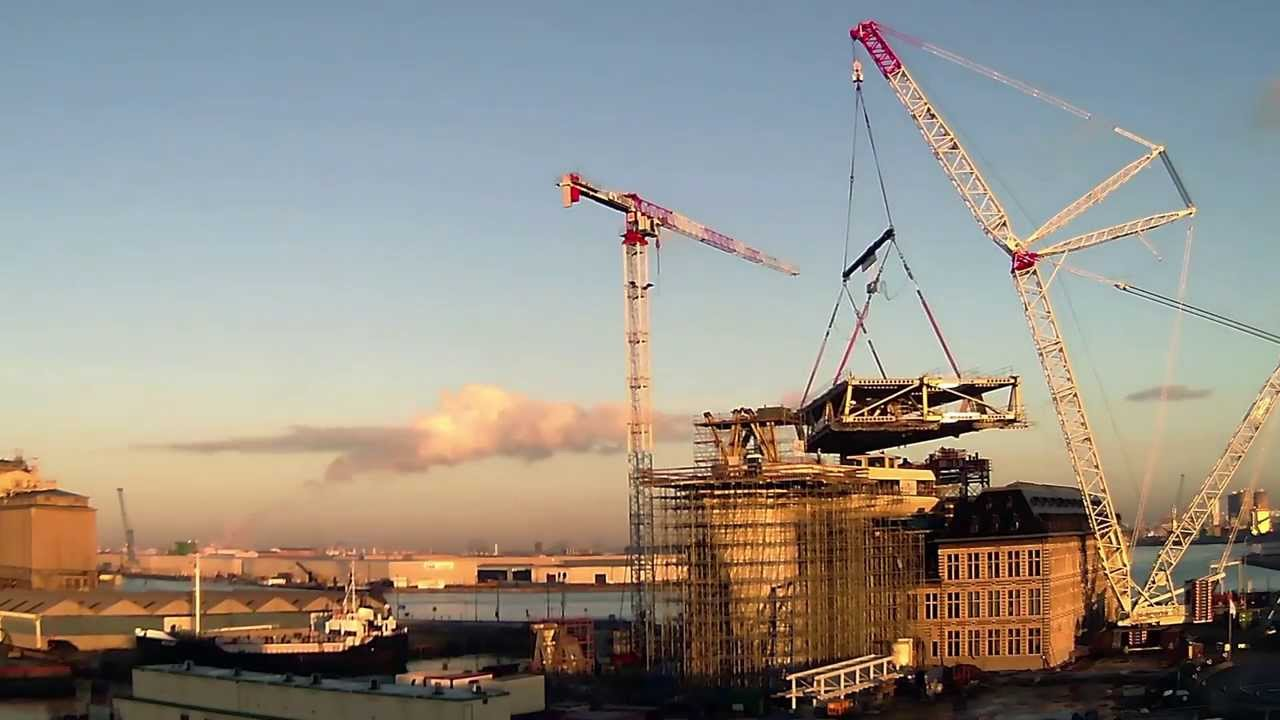 The Making Of The New Port Of Antwerp Port House Pt 1 Youtube