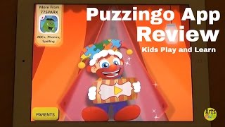 Puzzingo Children App - Learn and Play Puzzles