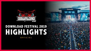 Download Festival 2019 Official Highlights