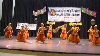 Brahmam okate group dance at CTS 01-2015
