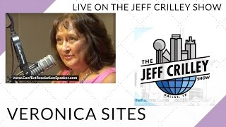 Live on The Jeff Crilley Show | Veronica Sites