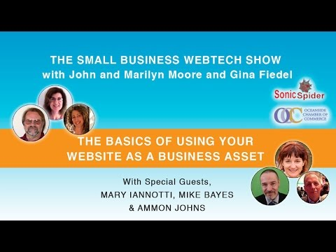 The Basics of Using Your Website As A Business Asset