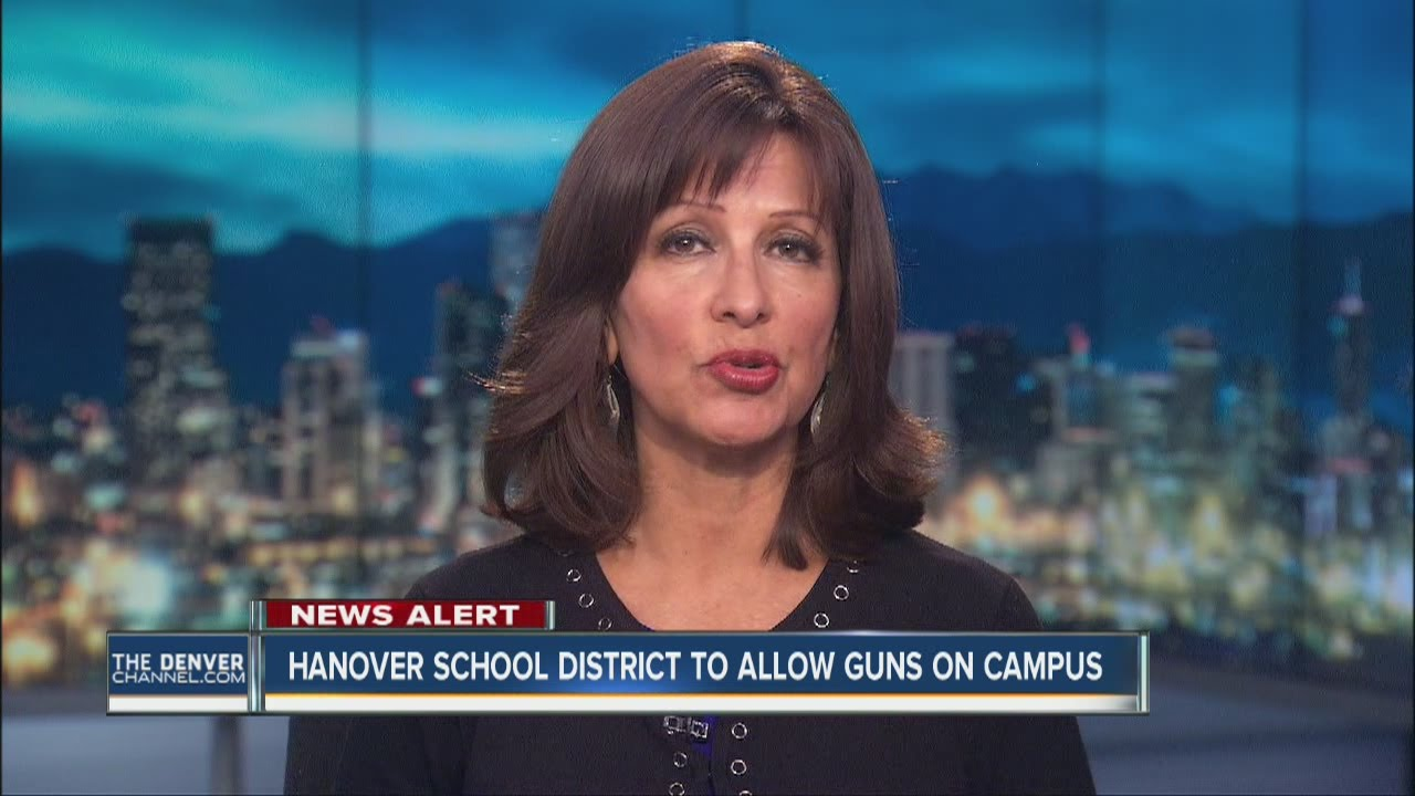 Hanover School District to allow guns on campus