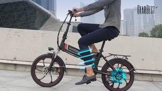 Samebike 20LVXD30 Smart Folding Electric Moped Bike E bike 271493402