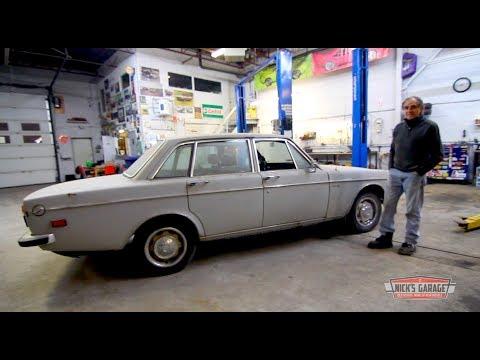 1970 Volvo in a Muscle Car Garage? (Bonus Episode)