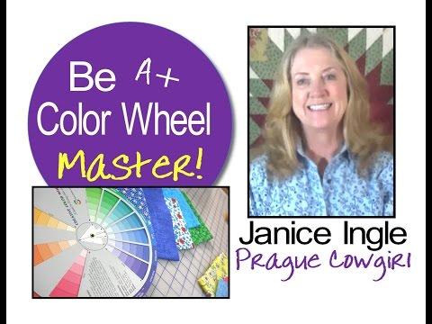 Color Wheel Master!