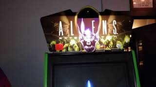 Global VR Aliens Extermination Arcade Game Review and a quick update