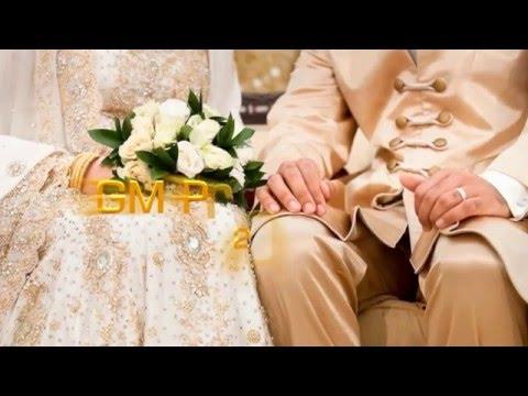 Sholawat Nabi temu pengantin