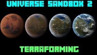 Universe Sandbox 2 - Terraforming Jupiter?
