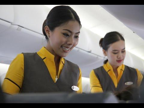 สวยใจละลาย! แอร์นกแอร์ Nok Air เที่ยวบินแพร่ - กรุงเทพฯ น่ารักฟรุ้งฟริ้งสุดๆ