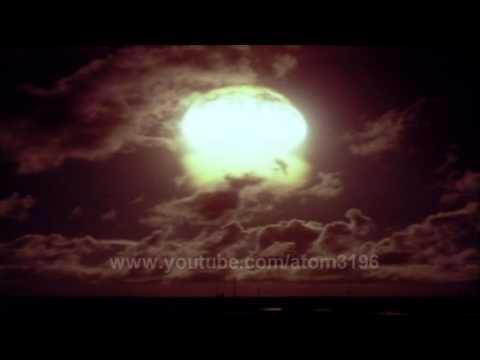 HD Christmas island Operation Dominic hydrogen bomb detonation 1962
