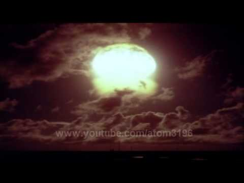 HD Christmas island Operation Dominic hydrogen bomb detonation 1962