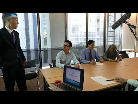 Behind The Scene ~ a clip from Tokio Marine Insurance Group Corporate Recruitment Videoshoot