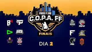 C.O.P.A. FF - Finais - Dia 2