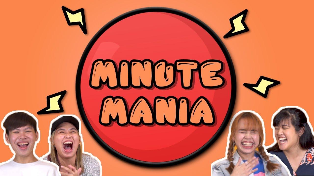Minute Mania: Episode 3   KPOP Quiz
