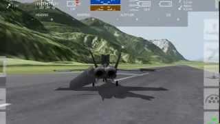 Aerofly FS Iphone Gameplay