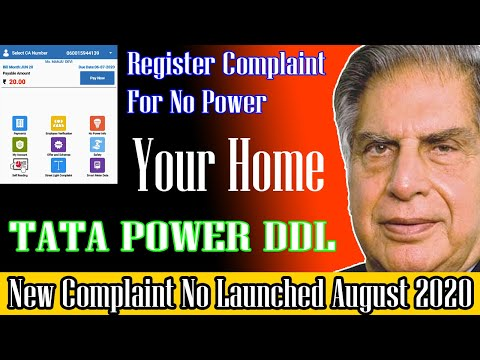 Tata Power-DDL- Instant Duplicate Bill on WhatsApp from YouTube · Duration:  1 minutes 8 seconds