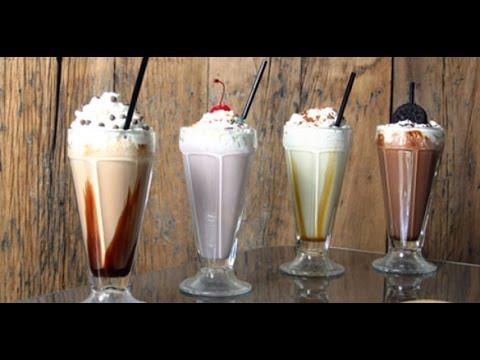 Молочно-Фруктовый коктейль / Быстрый рецепт