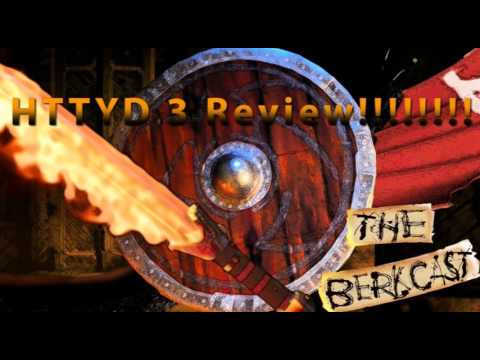 How to Train Your Dragon 3 Review!