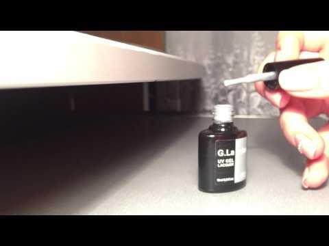 Видео Гель лак на коротких ногтях 2015