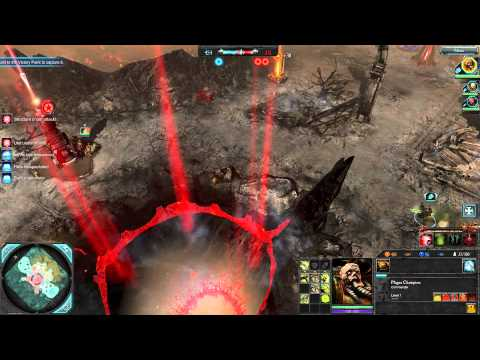 Dawn Of War 2 Retribution - Skirmish Match