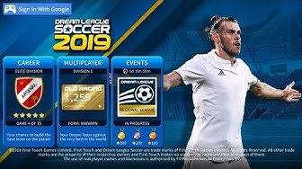 Dream League Soccer 2019 New Game