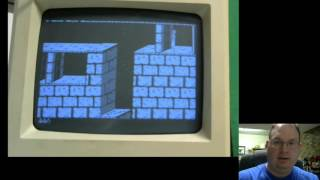 Amigos Plays Prince of Persia (Macintosh Plus)