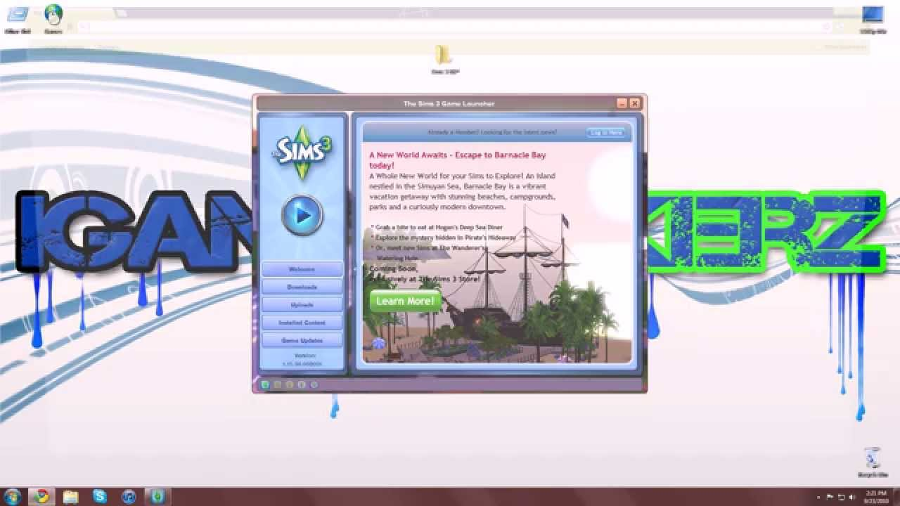 sims 3 reiseabenteuer no cd crack