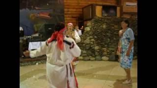 Мордовская свадьба в Пензенской области