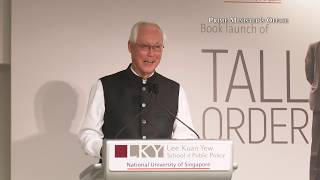 Book Launch of Tall Order: The Goh Chok Tong Story
