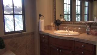 Rancho Santa Fe Home In The Bridges Community - Master Bathroom