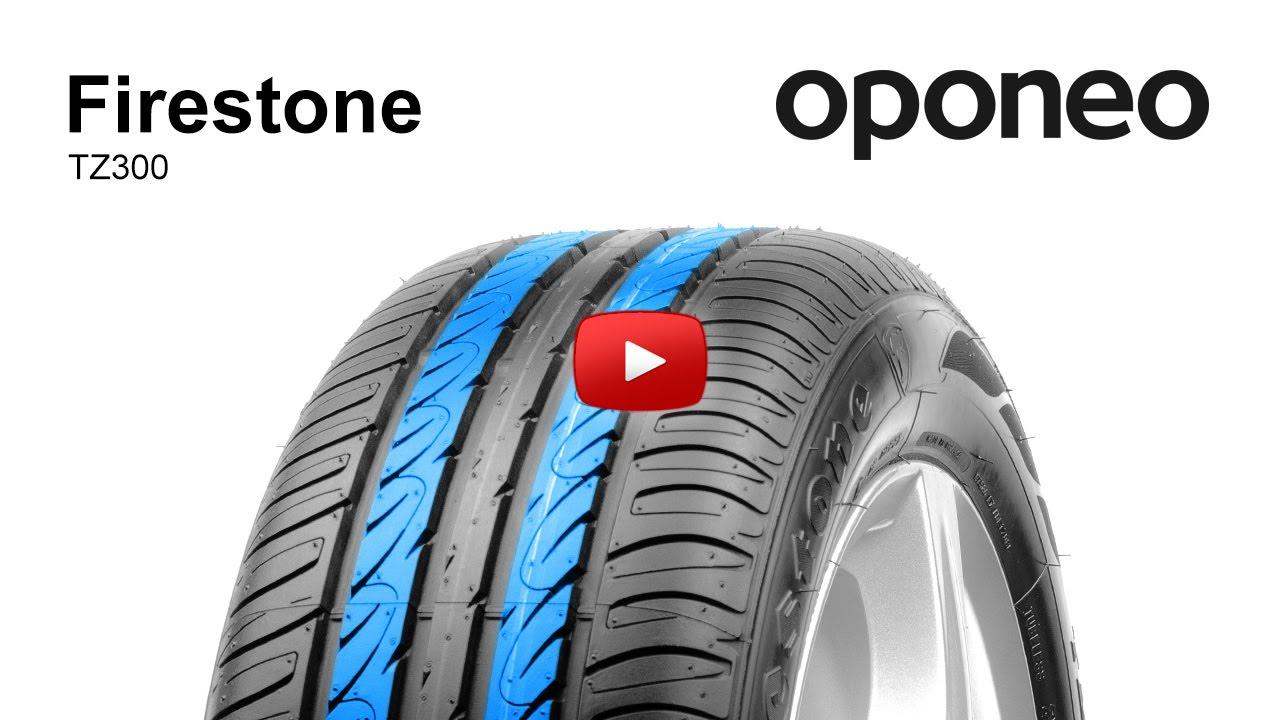 pneu firestone tz300 pneus t oponeo youtube