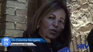 Intervista a Colomba Mongiello