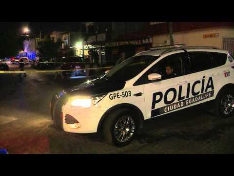 Las Noticias - Madrugada violenta en Nuevo León