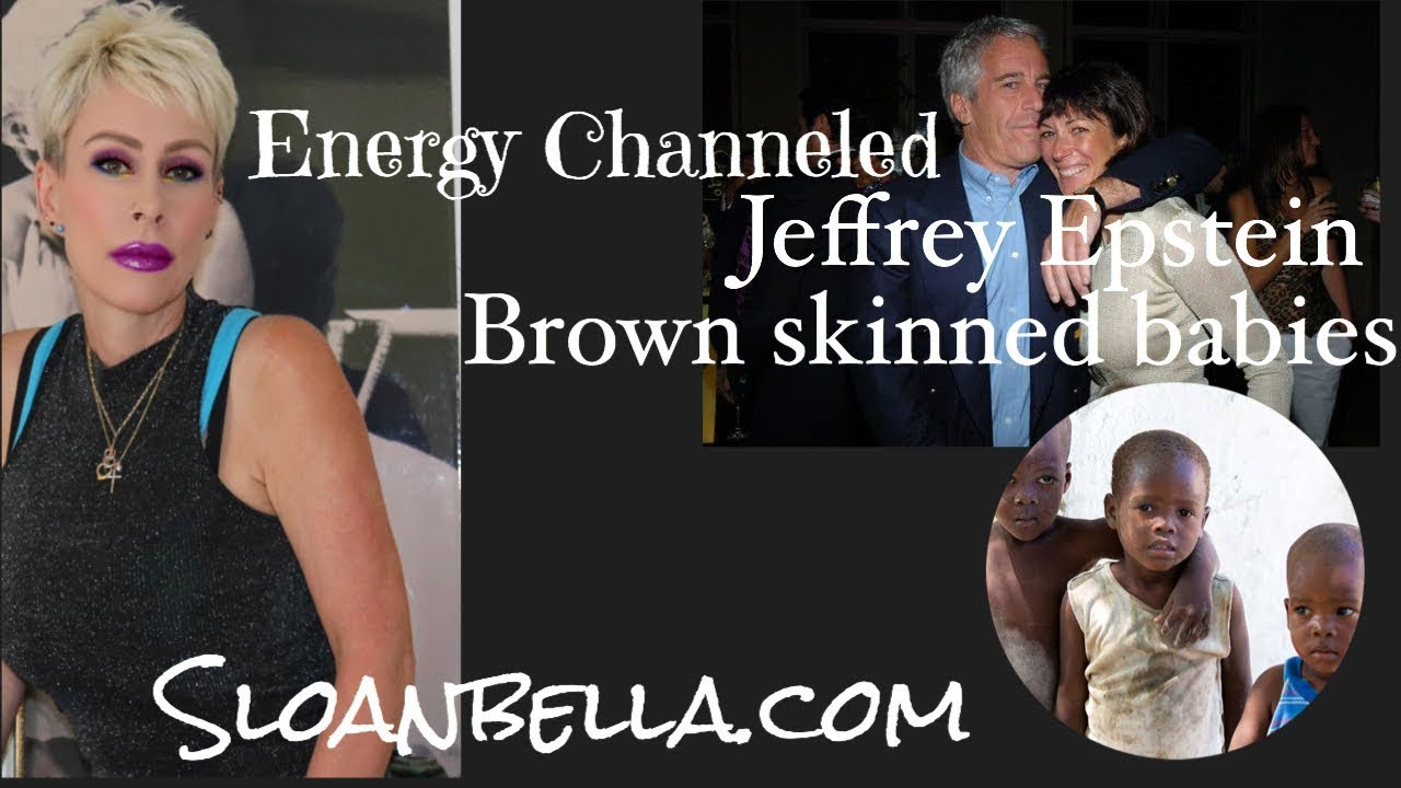 Jeffrey Epstein and Brown Skinned Children, Little St James Island!