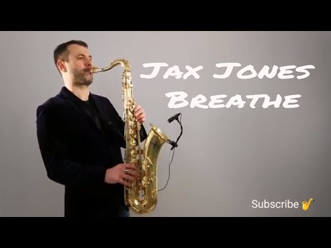 Jax Jones - Breathe ft. Ina Wroldsen [Saxophone Cover] by Juozas Kuraitis