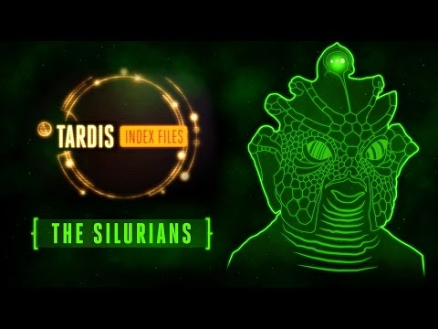 Who Are The Silurians? - TARDIS Index Files - Doctor Who