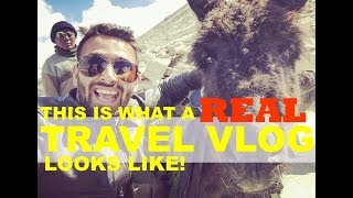 This is What a Real Travel Vlog Looks Like | Dubai x India x Kashmir x Oman
