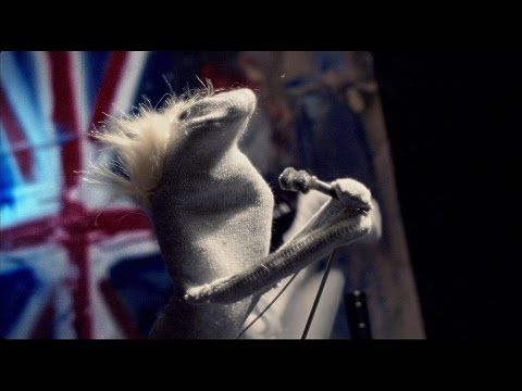Sex Pistols - Anarchy in the UK (Sock Puppet Parody)