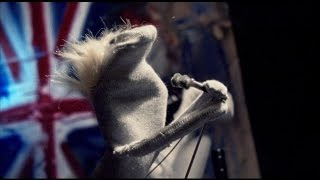 sex pistols anarchy in the uk sock puppet parody