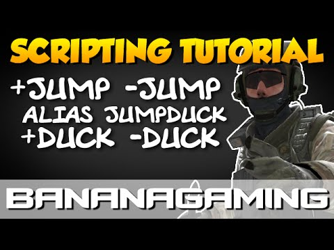 CS:GO - Basic Scripting Tutorial