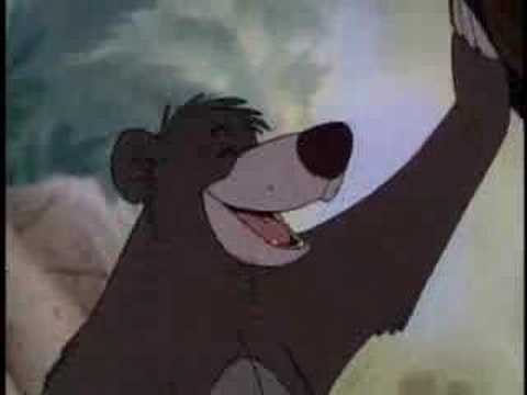 Bare Necessities Sing Along Songs (Original)