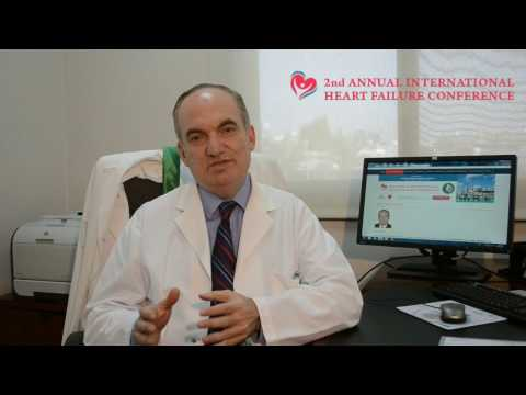 "Invitation to Attend ""2nd International Heart Failure Conference"" - Dr. Samer Ellahham"