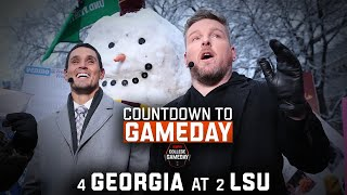Countdown to GameDay: Week 15, Georgia vs. LSU | ESPN College Football